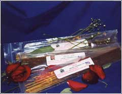 Bath and Body Products: Scented Incense